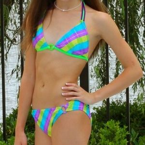 Other - 🆕 Tweens girls kids bikini swim bathing suit